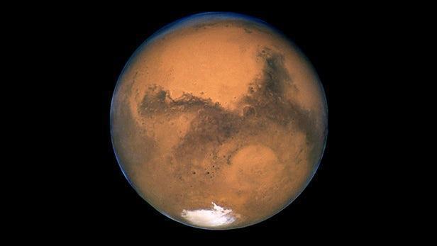 哈佛大学研究表明二氧化硅气凝胶可以使火星部分地区适宜居住