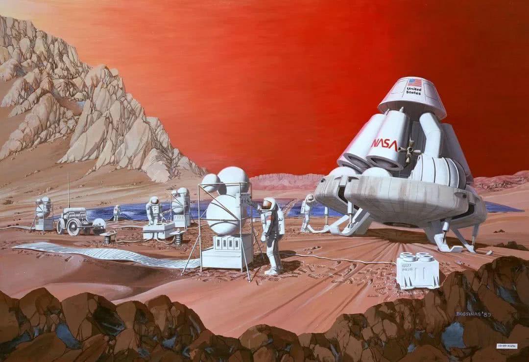 火星变成新地球 火星大改造能实现吗?