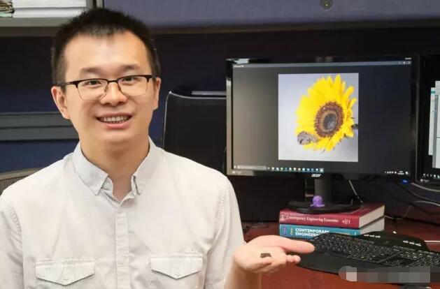 3D打印石墨烯气凝胶——世界上最轻的材料