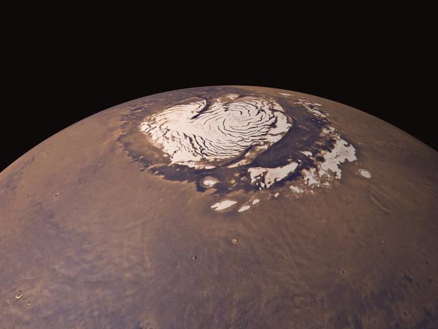 一层薄薄的气凝胶,让人类在火星上居住极有希望成为可能