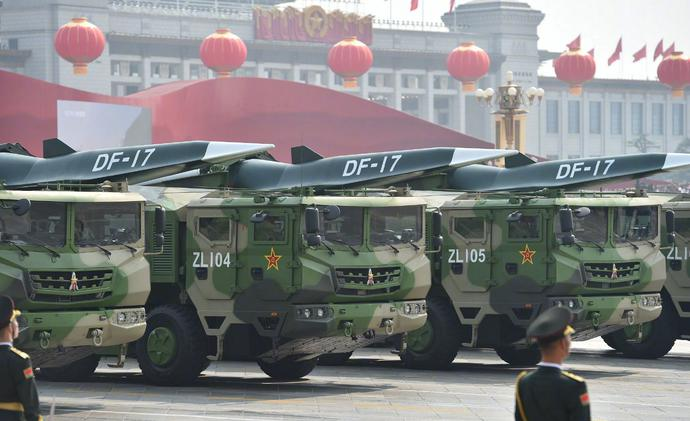 """東風-17為什麼這麼厲害?國防科大公佈秘訣:氣凝膠做""""外衣"""""""