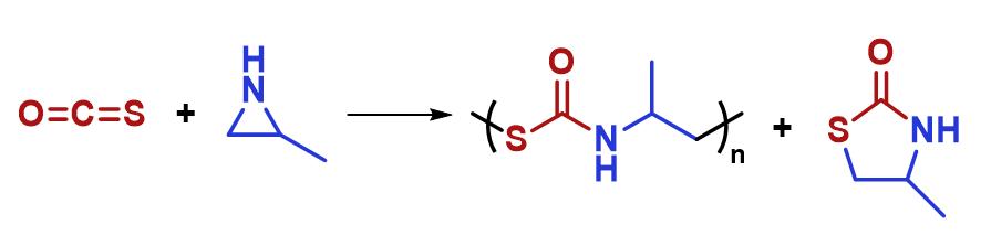 无催化、非异氰酸酯条件制备可用于回收重金属离子的环状硫代聚氨酯